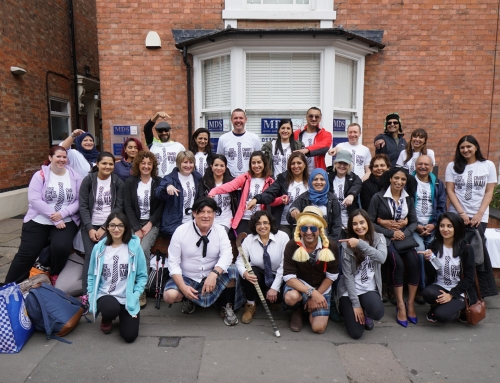 Fosse's Annual Charity Walk
